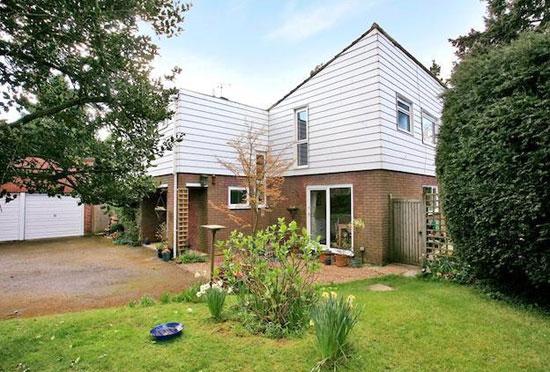 1970s architect-designed property in Great Missenden, Buckinghamshire