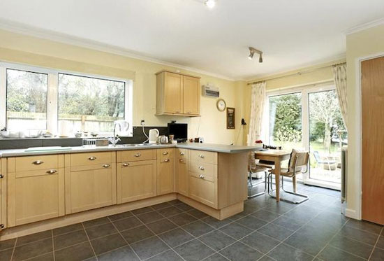 1970s architect-designed property in Great Missenden, Buckinghamshire