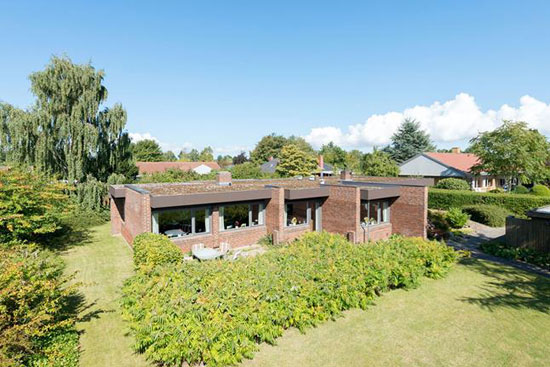 On the market: 1970s modernist property in Munkebo, Denmark