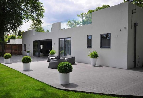 On the market: 1930s modernist property in Hamble, near Southampton, Hampshire