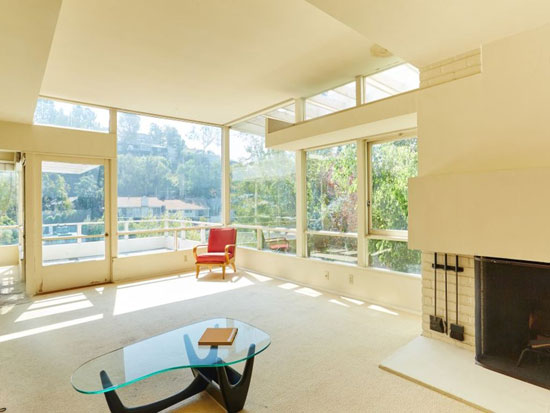 1930s Ansalem A. Ernst House by Gregory Ain in Los Angeles, California, USA