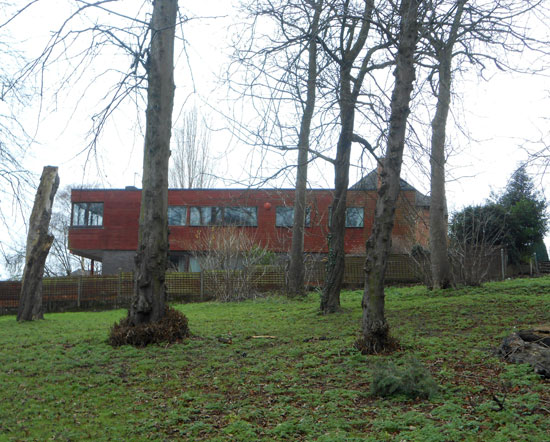 1960s Ronald Smith-designed modernist property in Birmingham, West Midlands
