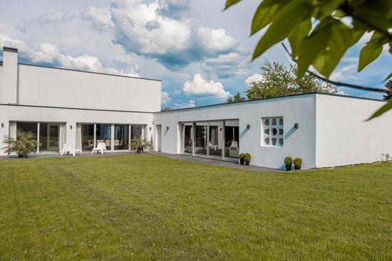 1960s modernist property in Bouzonville, France