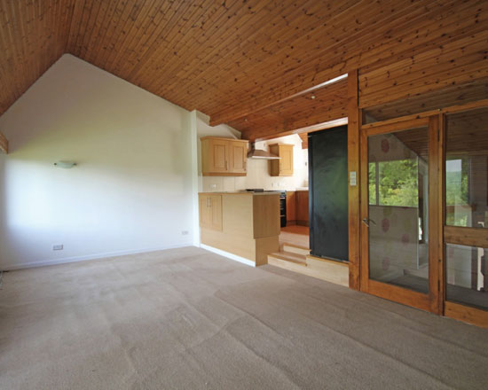 1970s Keith Scott-designed modernist townhouse on Blackberry Hill, Beetham, Cumbria