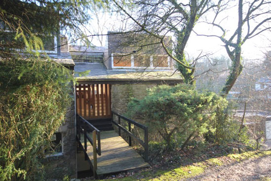 1970s Keith Scott-designed townhouse in Beetham, Cumbria