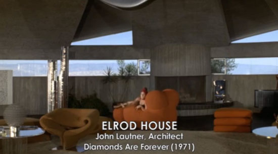 Design In Film - The Modern House