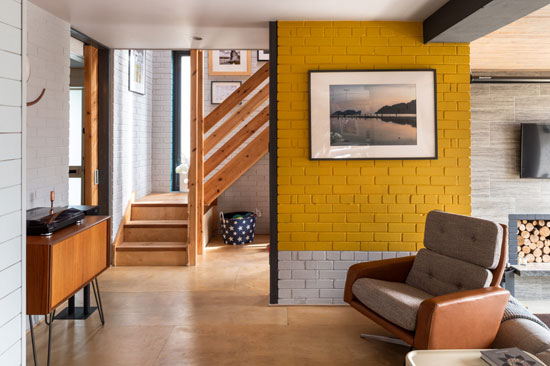 1970s Brooks Thorp Partners modern house in Leeds, West Yorkshire