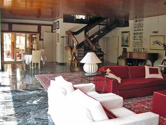 1960s seven bedroom midcentury villa in Montmorency, near Paris. France