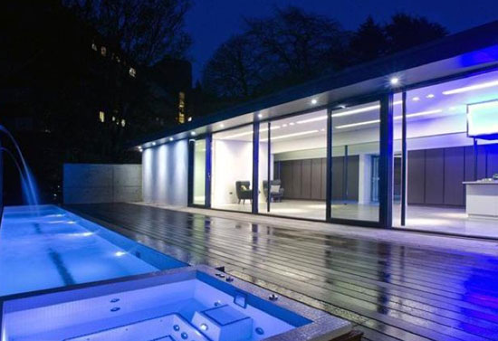On the market: Five-bedroom contemporary modernist property in London, N6
