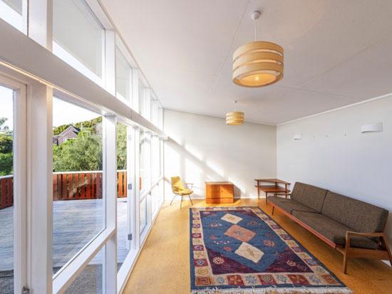 1960s Fritz Eisenhofer midcentury modern house in Wilton, Wellington, New Zealand