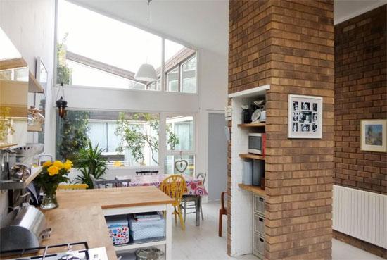 1970s modernist property in Norwich, Norfolk
