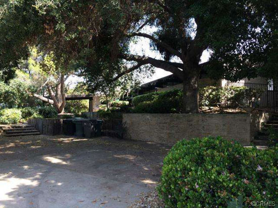 1950s Richard Neutra-designed modernist property in West Covina, California, USA