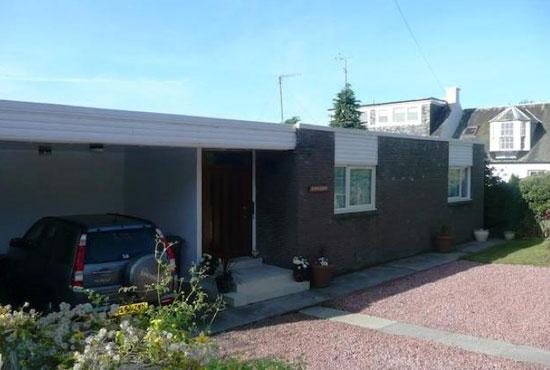 On the market: 1970s modernist single-storey property in Nemphlar, South Lanarkshire, Scotland