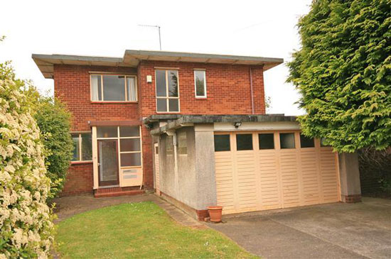 In need of renovation: 1960s four-bedroom property in Neston, the Wirral, Merseyside