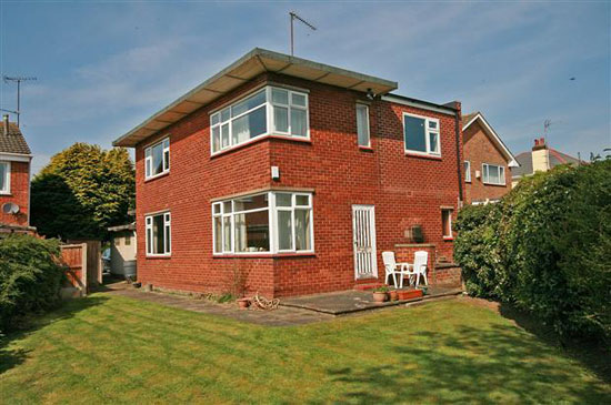 1960s four-bedroom property in Neston, the Wirral, Merseyside