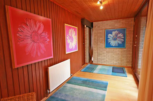 1960s J Roy Parker-designed Colonus four-bedroomed house in Neston, Cheshire