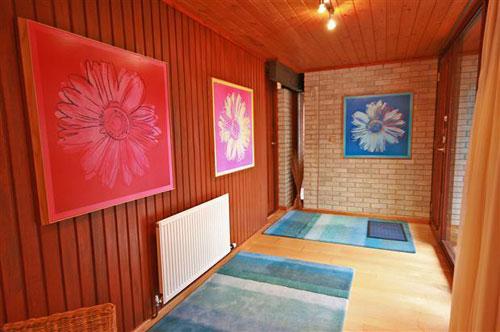 1960s J Roy Parker-designed Colonus four-bedroomed house in Neston, Cheshire