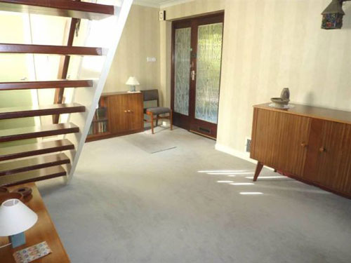 Trapped in the 1960s: Three-bedroom detached house in Newlands, Lancaster, Lancashire