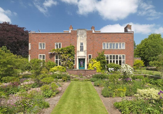 On the market: Grade II-listed Edgar Wood-designed Upmeads property in Stafford, Staffordshire