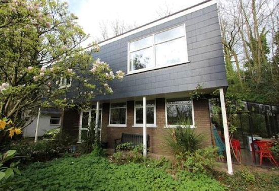 1960s three-bedroom modernist property in Newport, Gwent