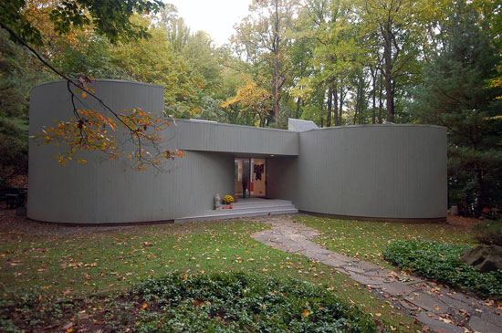 On the market: 1970s Myron Goldfinger-designed modernist property in West Orange, New Jersey, USA