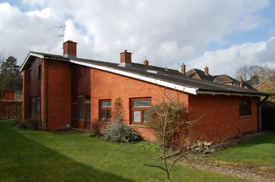 Up for auction: 1960s five-bedroom modernist property in Norwich, Norfolk