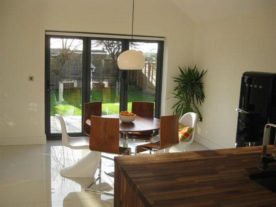 Three bedroom modernist-inspired property in Bacton, near Norwich, Norfolk