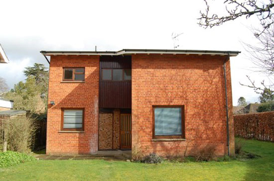 1960s five-bedroom modernist property in Norwich, Norfolk
