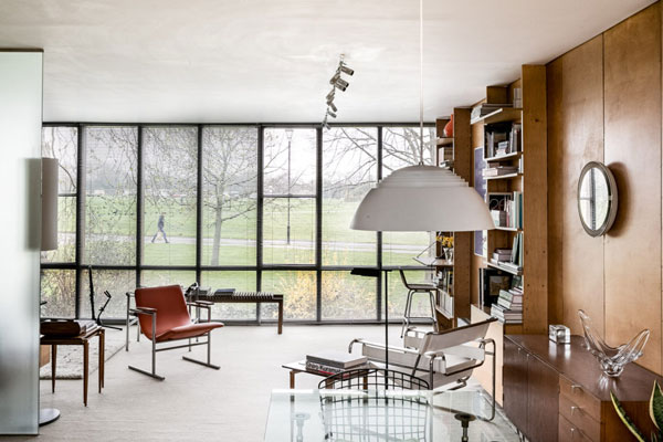 1960s Royston Summers North Several modernist property in London SE3