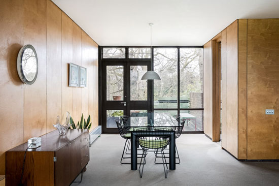 1960s Royston Summer North Several modernist property in London SE3