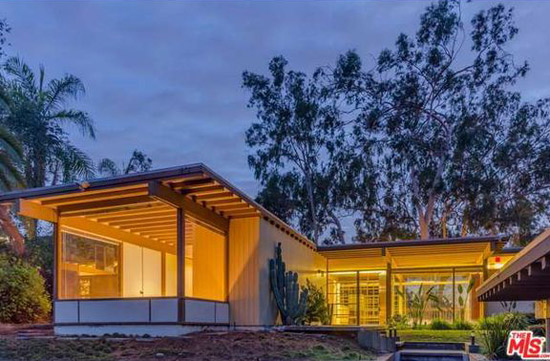 On the market: 1950s Walter Koziol-designed midcentury modern property in Los Angeles, California, USA