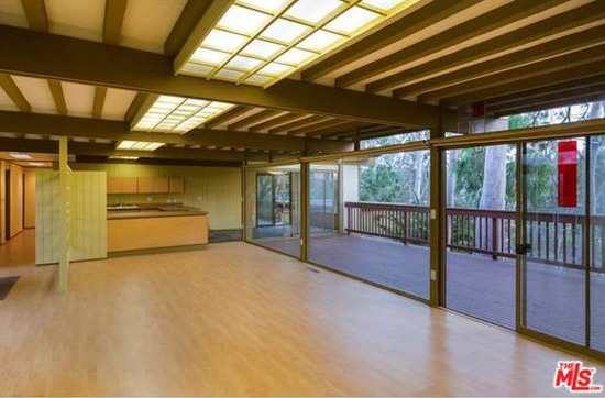 1950s Walter Koziol-designed midcentury modern property in Los Angeles, California, USA