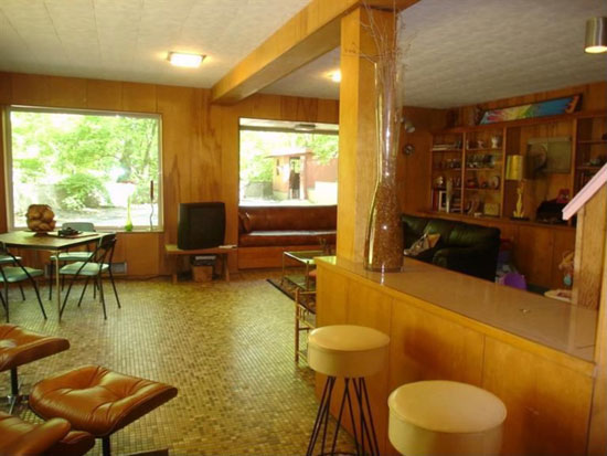 1950s four-bedroom custom-built property in Cincinnati, Ohio, USA