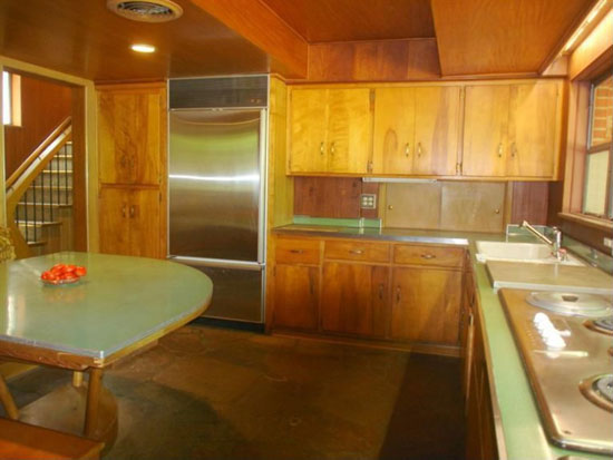 1950s four-bedroom custom-built property in Cincinnati, Ohio, USA