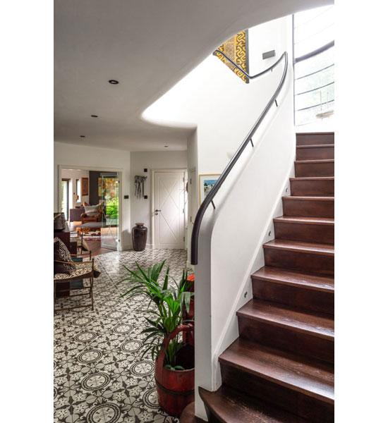 1930s Old San Juan modernist house in Gerrards Cross, Buckinghamshire