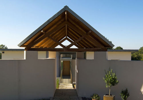 Richard Reid-designed six-bedroom house in Old Chelsfield, Kent