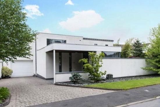 On the market: Three-bedroom contemporary modernist property in Over Hulton, Bolton, Lancashire