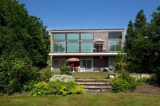 On the market: 1960s modernist Aubrey House in Horton-Cum-Studley, near Oxford, Oxfordshire
