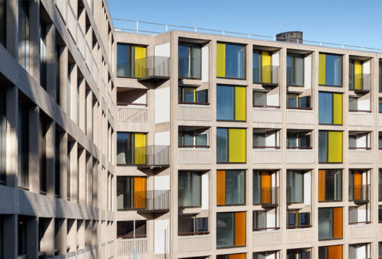 Final 10 apartments now for sale in the 1960s grade II-listed Park Hill development in Sheffield