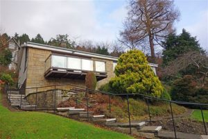 Time capsule for sale: 1970s modernist property in Peebles in the Scottish borders
