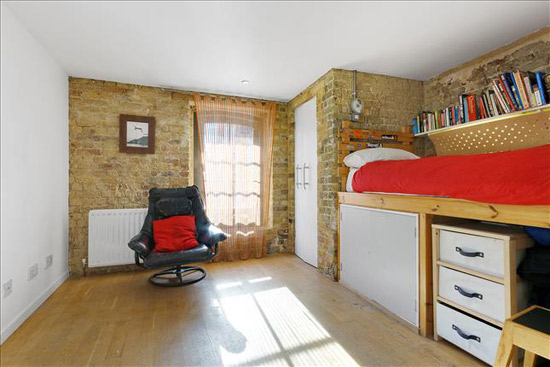 Five-bedroom Dransfield Owen De Silva-designed warehouse conversion in London SE16