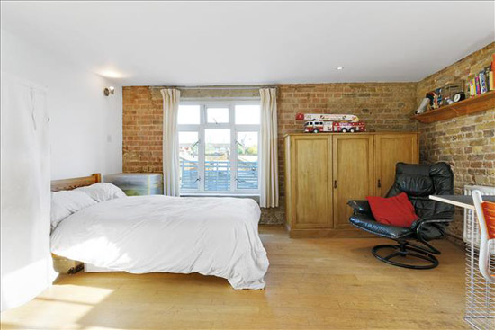 Five-bedroom Dransfield Owen De Silva-designed warehouse conversion in London SE16