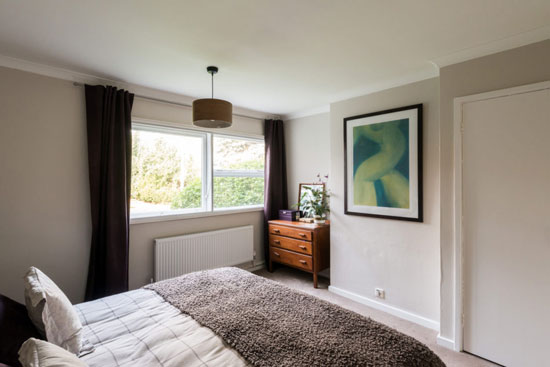 Grade II-listed modernism: 1950s Span apartment in the Parkleys development, Richmond upon Thames, Surrey