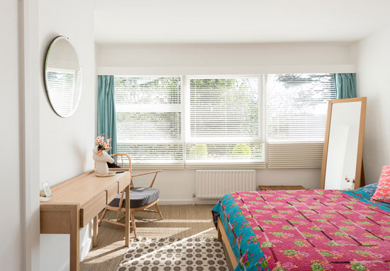 1950s bedroom two bedroom apartment in the