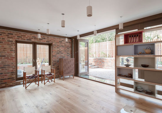SE5 Architects-designed Paddock House in Grove Park, London SE5