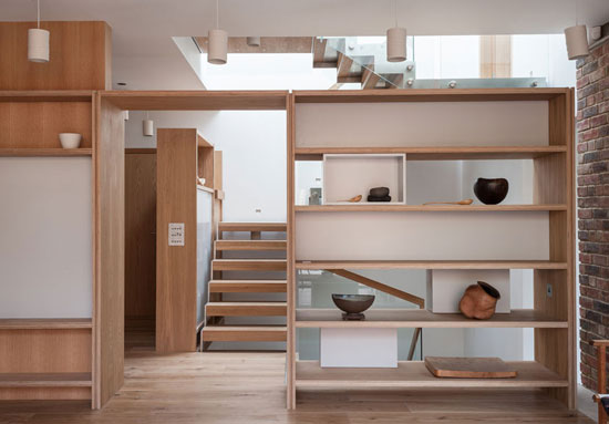 SE5 Architects-designed Paddock House in Grove Park, London SE5