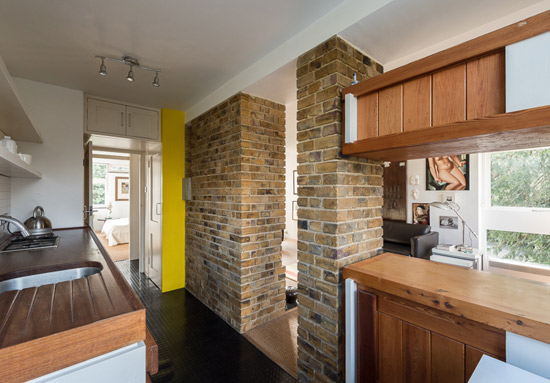Grade II-listed apartment in Langham House Close, Richmond upon Thames, Surrey