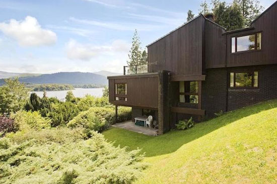 On the market: 1970s Scandinavian-style property in Portinscale, near Keswick, Cumbria