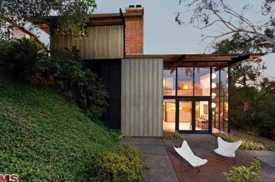 1950s Calvin Straub-designed midcentury modern property in Pasadena, California, USA