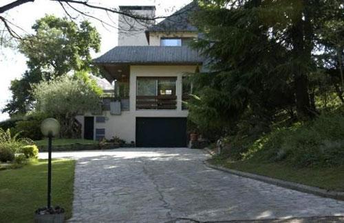 Les Mattitis architect-designed house in Pau, Aquitaine, France